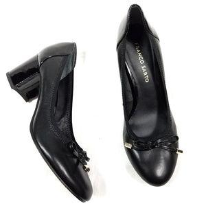 Franco Sarto Republic Classic Black Heels